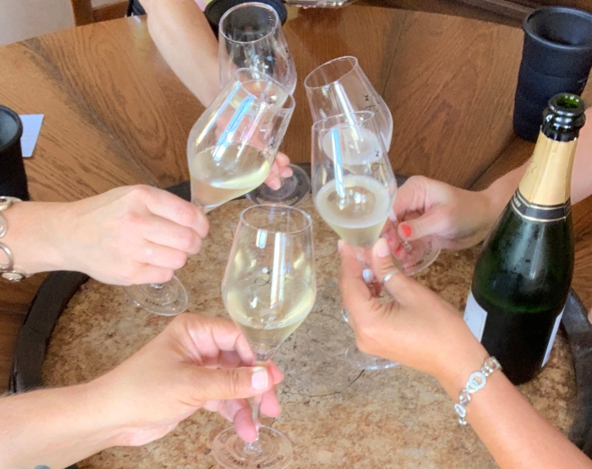 A Tale of Two Champagnes: Roederer andLiebault-Regnie